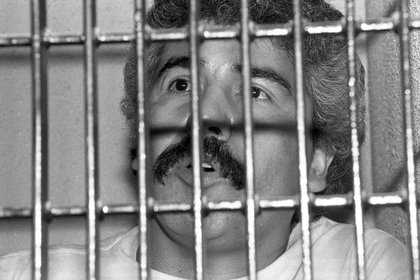 Rafael Caro Quintero consiguió la libertad por primera vez después de permanecer 28 años en prisión cuando un tribunal federal le concedió un amparo el 9 de agosto del 2013 (Foto: Cuartoscuro)