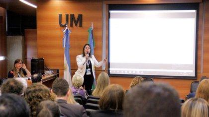 Ana María Muñoz Blawciak, jurista chilena y manager & compliance adviser