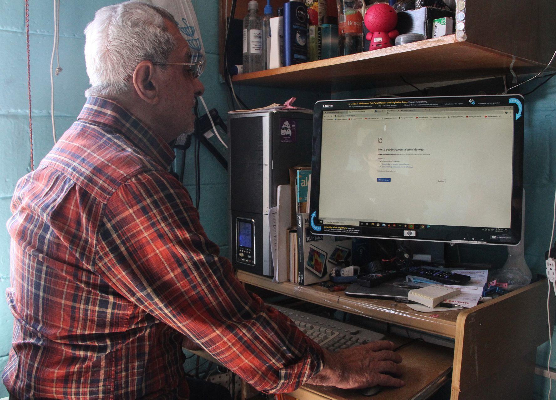 Registro adultos mayores - MEXICO - VACUNACION - COVID19 - CORONAVIRUS