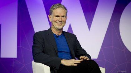 Reed Hastings, CEO y fundador de Netflix