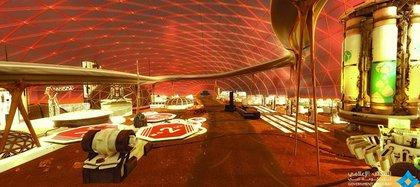 La visión de la ciudad espacial del Sheikh Maktoum