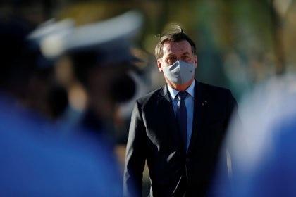 Jair Bolsonaro, presidente de Brasil (REUTERS/Adriano Machado)