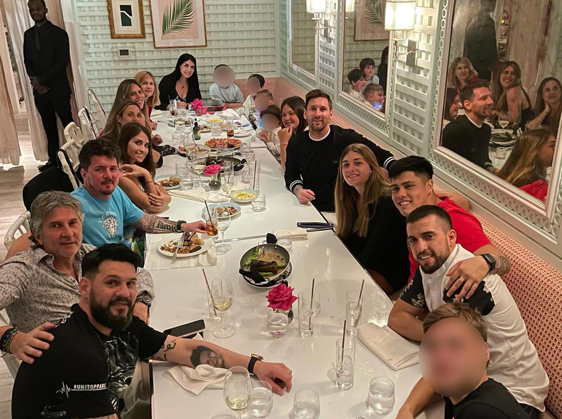 Messi cena