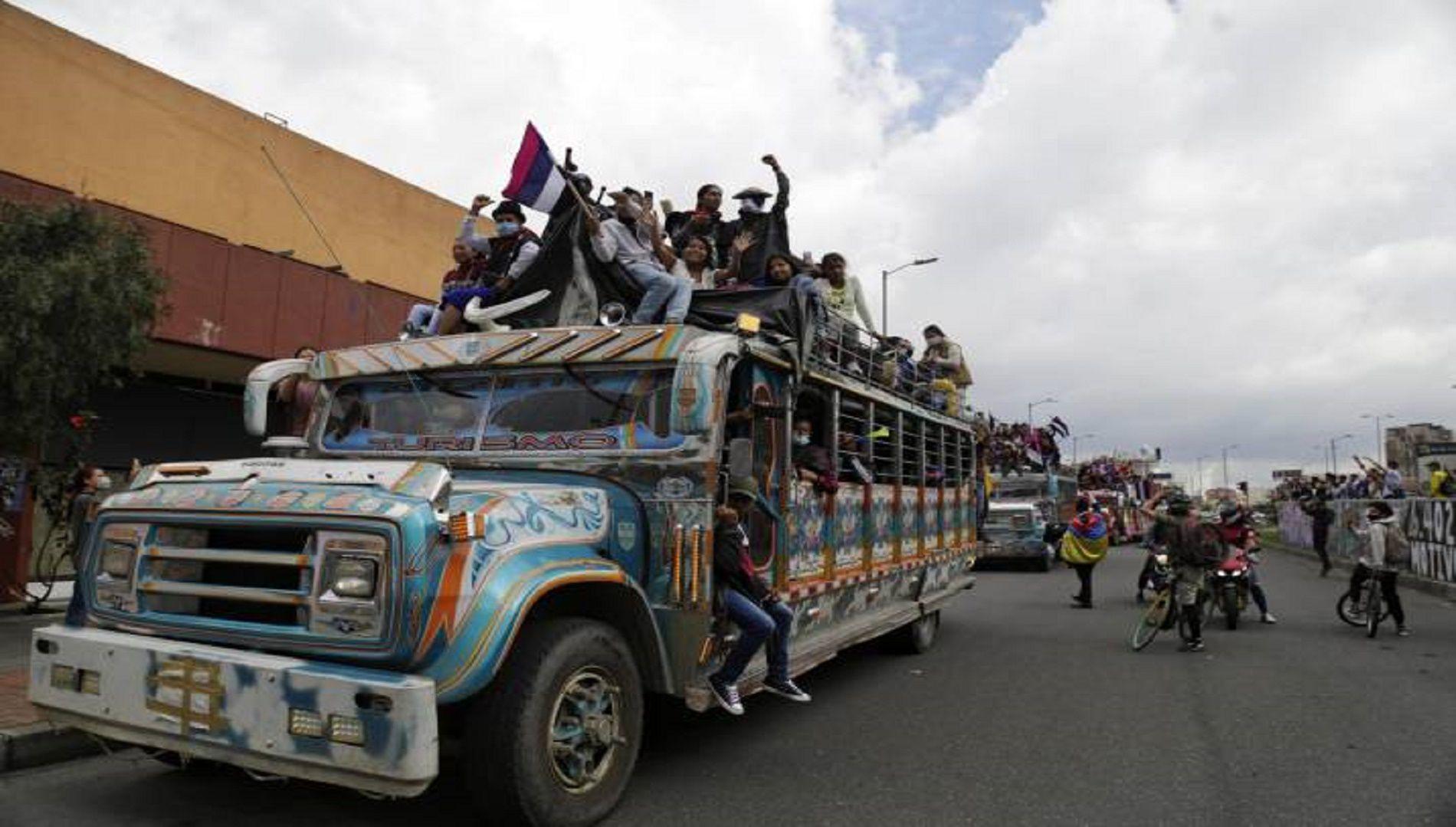 Minga arribará a Bucaramanga para promover diálogo con distintos actores sociales