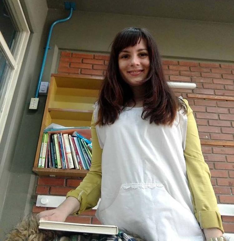 Marliese es maestra de tercer grado y tiene 24 años.