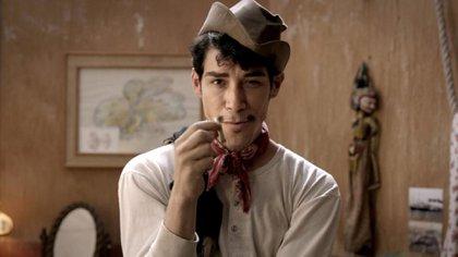 Oscar Jaenada interpretó a Cantinflas en cine (Foto: Especial Cantinflas)