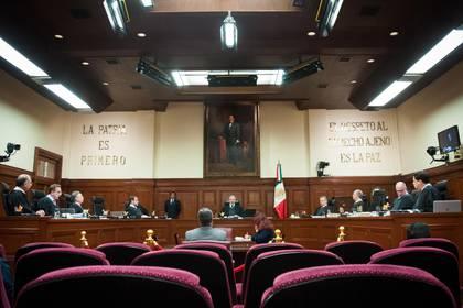 La Primera Sala de la Corte definirá si se puede establecer que las autoridades mexicanas se encuentran obligadas a dar asilo a un menor inmigrante no acompañado (Foto: Diego Simón Sánchez / Cuartoscuro)