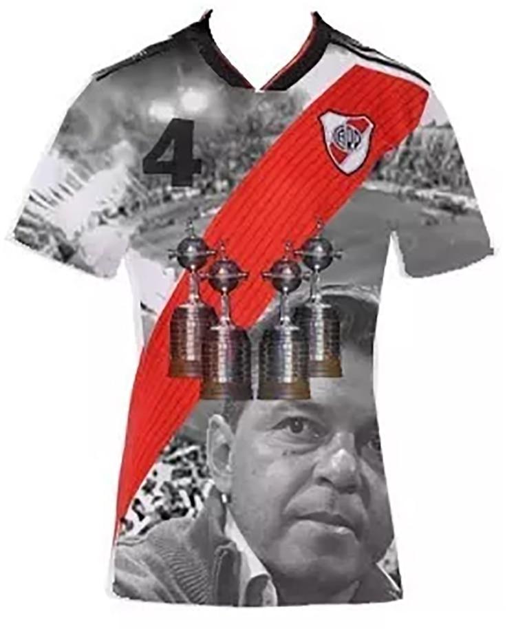 La polémica camiseta de River