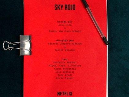 """Sky rojo"" tendrá dos temporadas de ocho capítulos"