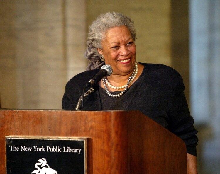 Toni Morrison en 2008 (Kpa/Zuma/Shutterstock)