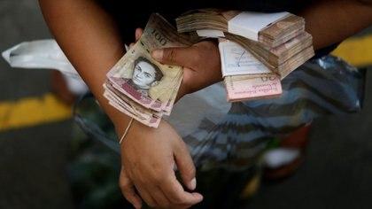 La inflación en Venezuela es del 249% en lo que va de este año (Reuters)