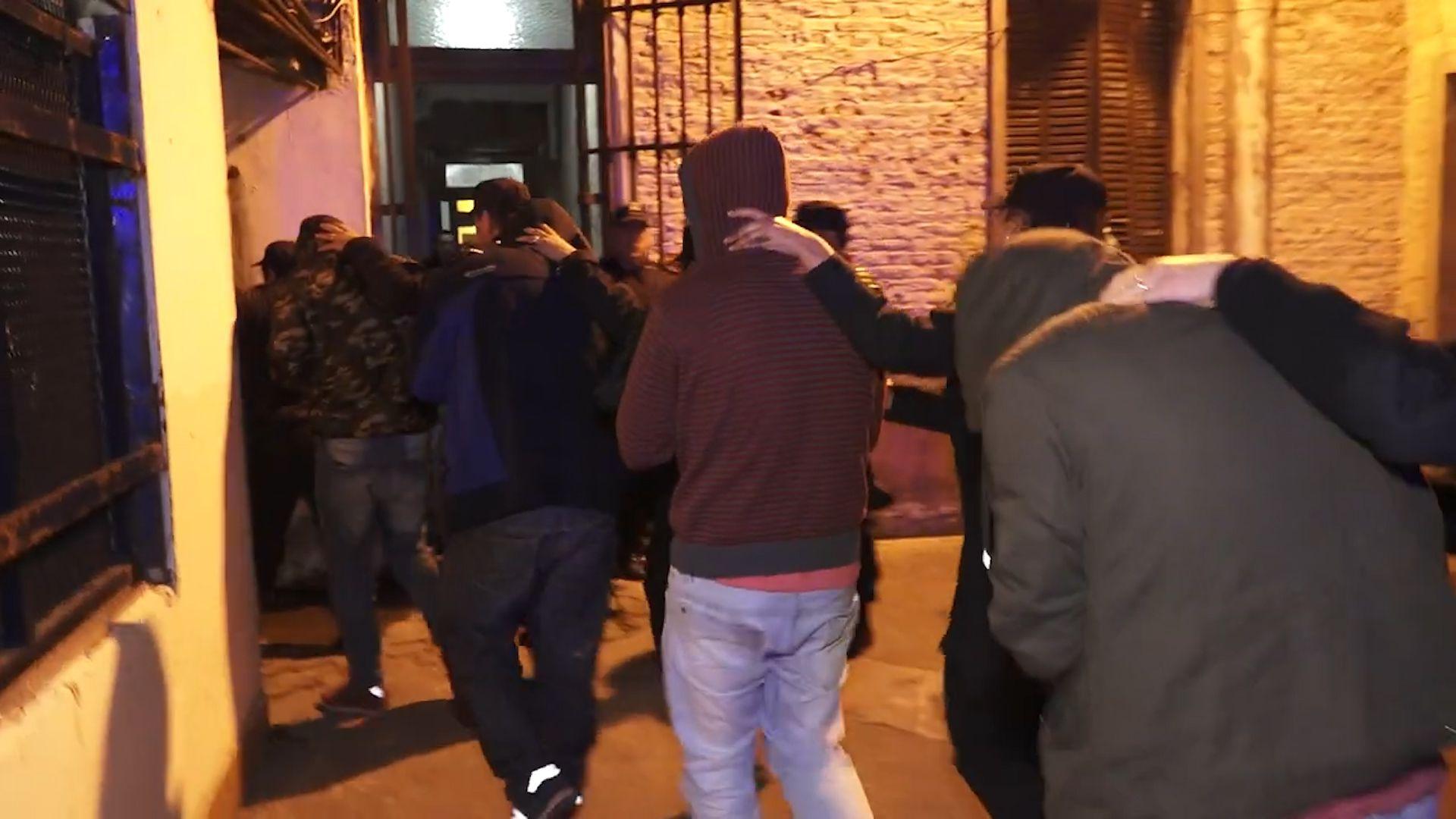 El domingo se realizaron otras cuatro detenciones sobre oficiales que habrían intentado encubrir el hecho