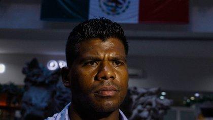 Las miradas del encuentro terminaron en el cuerpo arbitral encabezado por el polémico silbante mexicano, Adalid Maganda (Foto: Cuartoscuro)