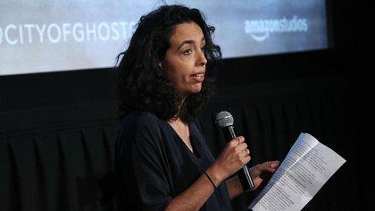 María Salazar Ferro (Patrick Lewis/Starpix/Shutterstock)
