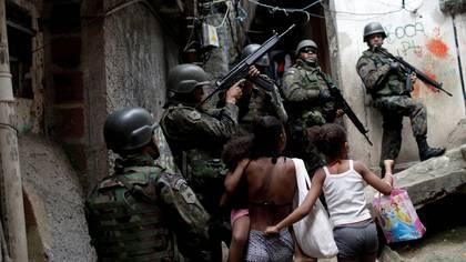 La medida tiene como objetivo luchar contra el crimen organizado (Reuters)
