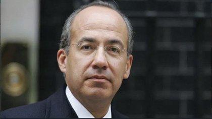 """""""Yo no hubiese declarado la guerra al narcotráfico como lo hizo Calderon para legitimarse en la Presidencia después del fraude"""", acusó AMLO (Foto: Europa Press)"""