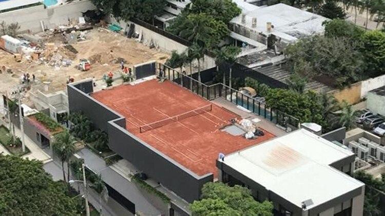 La mansión que construyó el empresario de 46 años en Barranquilla, avaluada por las autoridades en 7.447.274 dólares.