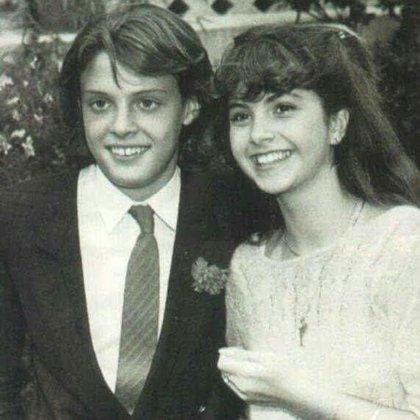 La prensa de la época especuló con un supuesto romance entre las dos estrellas juveniles