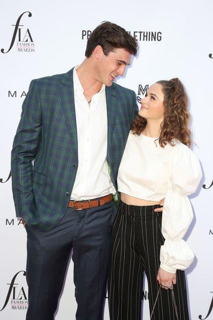 La pareja anunció su separación en marzo de 2019 (Shutterstock)