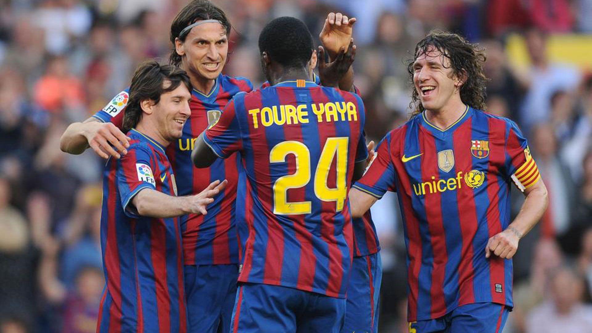 Yaya Toure se pronunció en las redes sociales