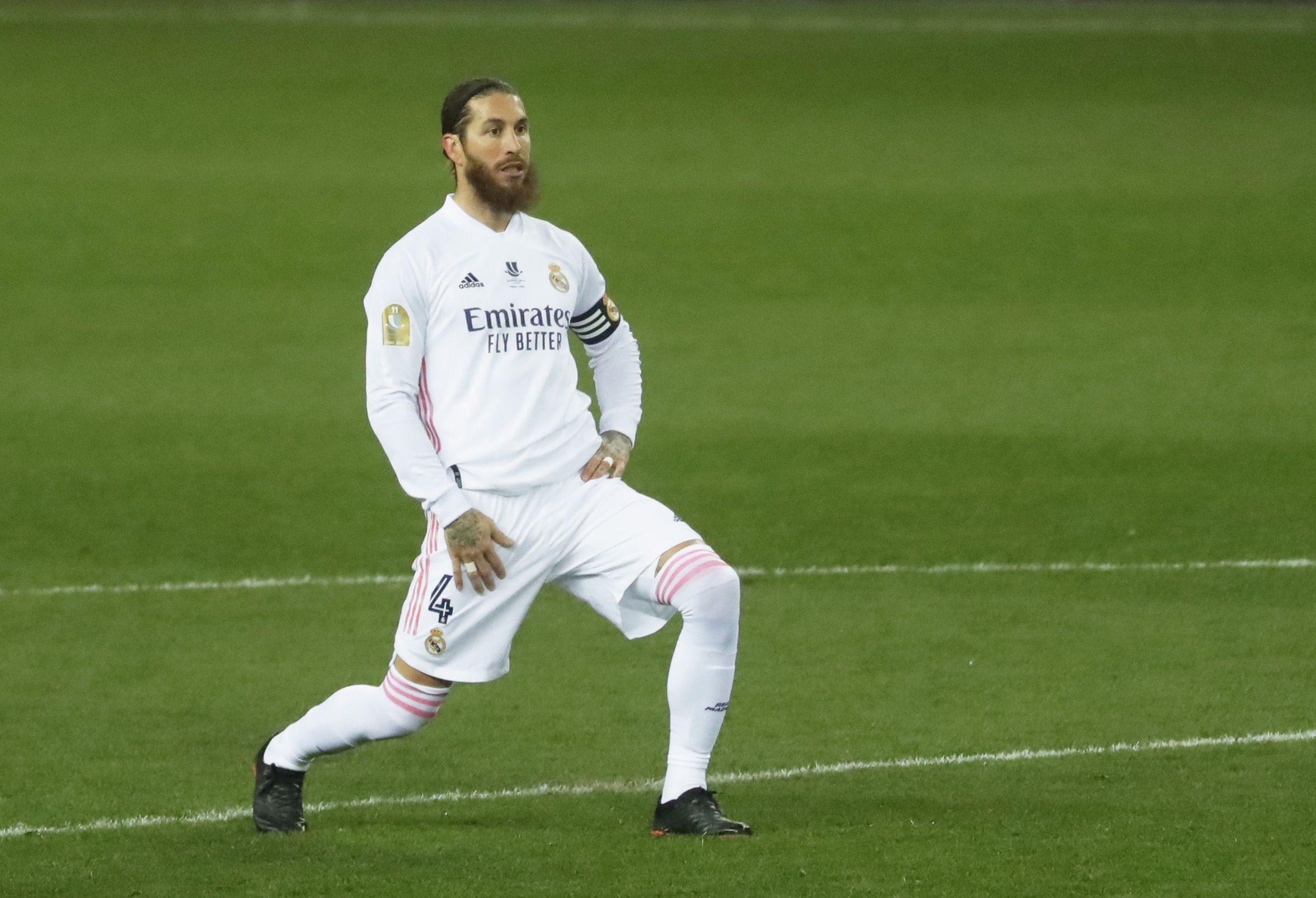 Sergio Ramos habría decidido no aceptar la oferta del Real Madrid (Reuters)