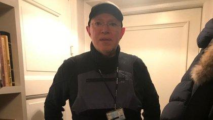 Eduardo Grutzky es argentino y trabaja en Suecia en una unidad especial de la policía que combate la pedofilia