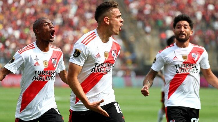 River, el equipo que Marcelo Gallardo convirtió en uno de los mejores de Sudamérica (REUTERS/Pilar Olivares)