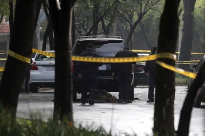 Según las autoridades, Omar García Harfuch se encuentra fuera de peligro tras el atentado (Foto: Reuters)