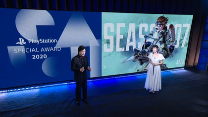 Apex Legends se llevó un Special Award como producción extranjera que triunfó en el mercado asiático