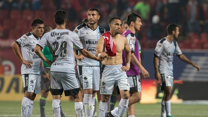 Querétaro es un equipo acostumbrado a estar inmerso en la polémica (Foto: Cuartoscuro)