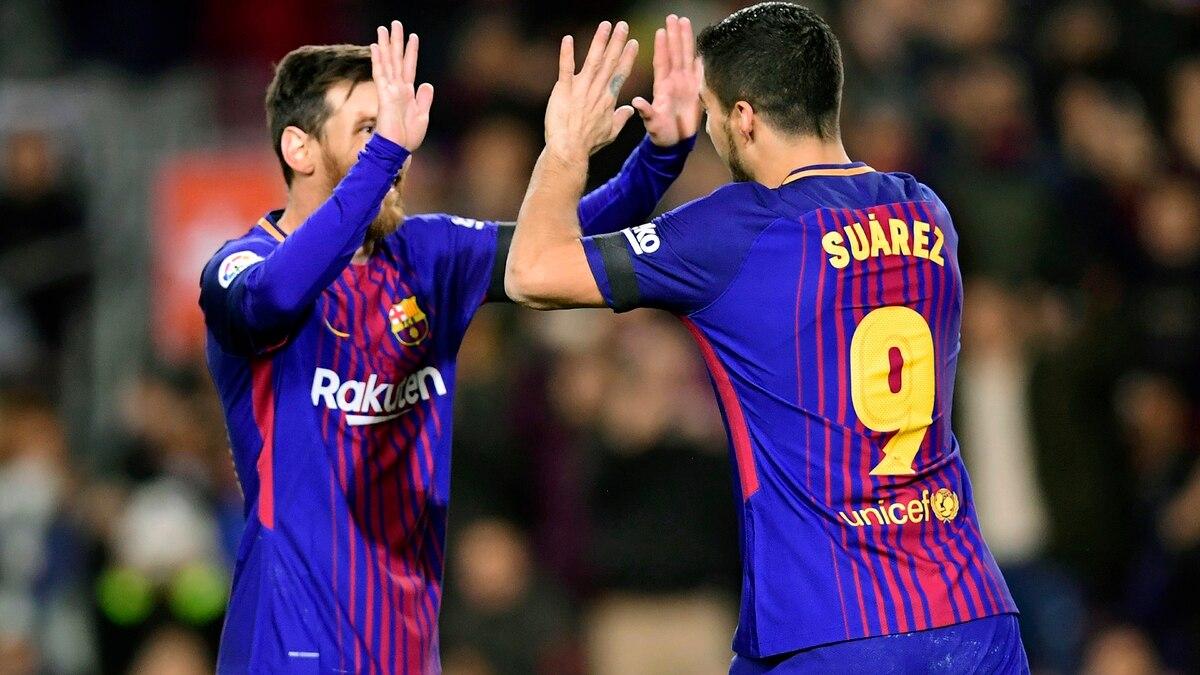 Barcelona se reunió con un delantero estrella para conformar un ...