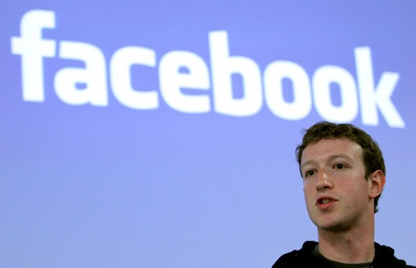Mark Zuckerberg, el creador de la red social (Robert Galbraith/Reuters)