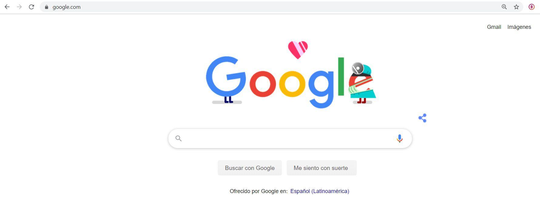 google doodle enfermeros y médicos