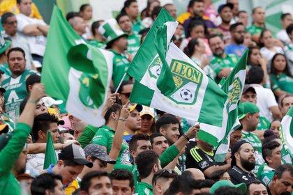 León FC es el líder de la Liga MX con 30 puntos (Foto: Reuters)