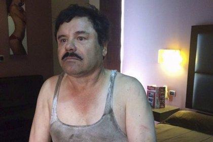 La rcaptura del Chapo Guzmán fue en Mochis en enero de 2016  (FOTO: ESPECIAL /CUARTOSCURO)