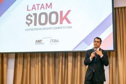 Lee Ullmann, director de la oficina para Latinoamérica del MIT Sloan School of Management, en la presentación de la edición anterior