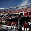 Foto de archivo de DT de River Plate Marcelo Gallardo durante un partido de la Superliga Argentina. Estadio Monumental, Buenos Aires, Argentina. 1 de septiembre de 2019. REUTERS/Agustin Marcarian
