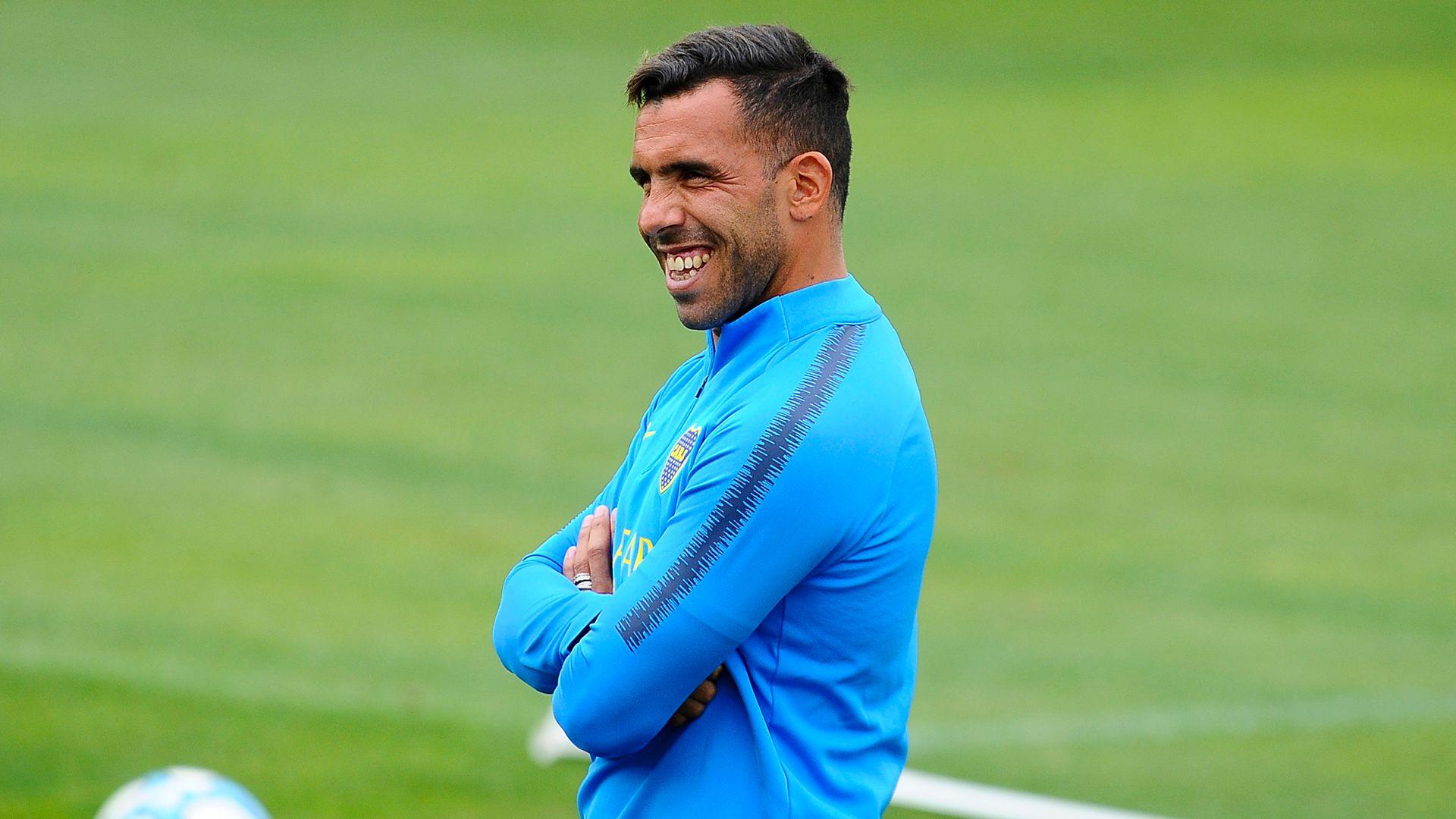 ¿Sigue en Boca, se va a otro club o se retira? (Foto Baires)