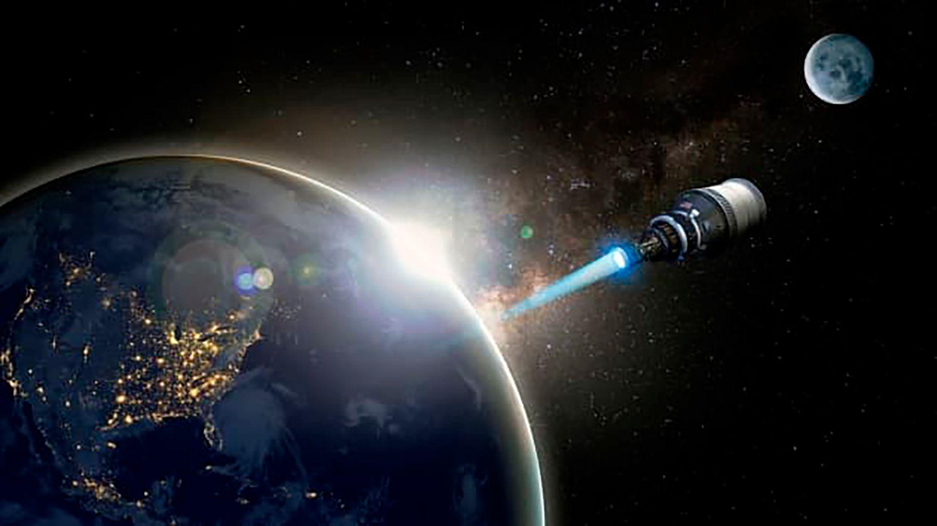 El CEO de Amazon, Jeff Bezos, quiere llegar más rápido a la Luna