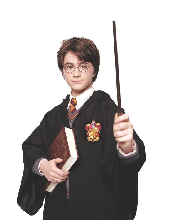 Daniel Radcliffe antes…