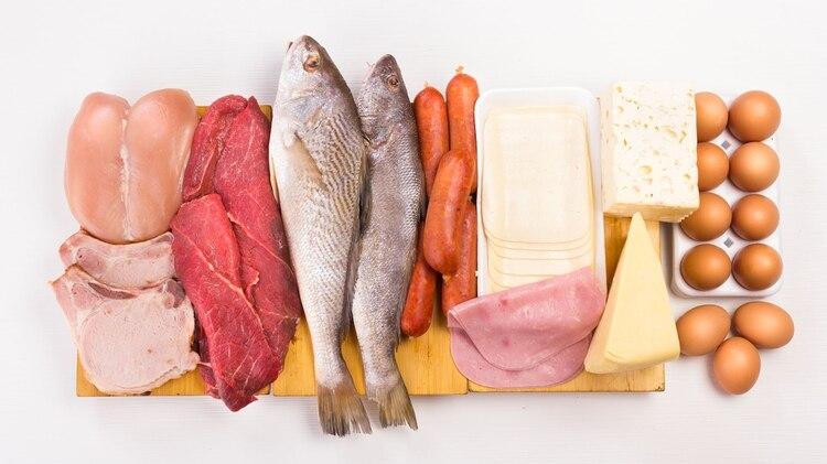 El aminoácido leucina, está presente en alimentos como la carne de res, cerdo, pollo, pescado, productos lácteos y frijoles (IStock)