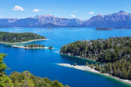 Bariloche, uno de los destinos turísticos más importantes de la Argentina