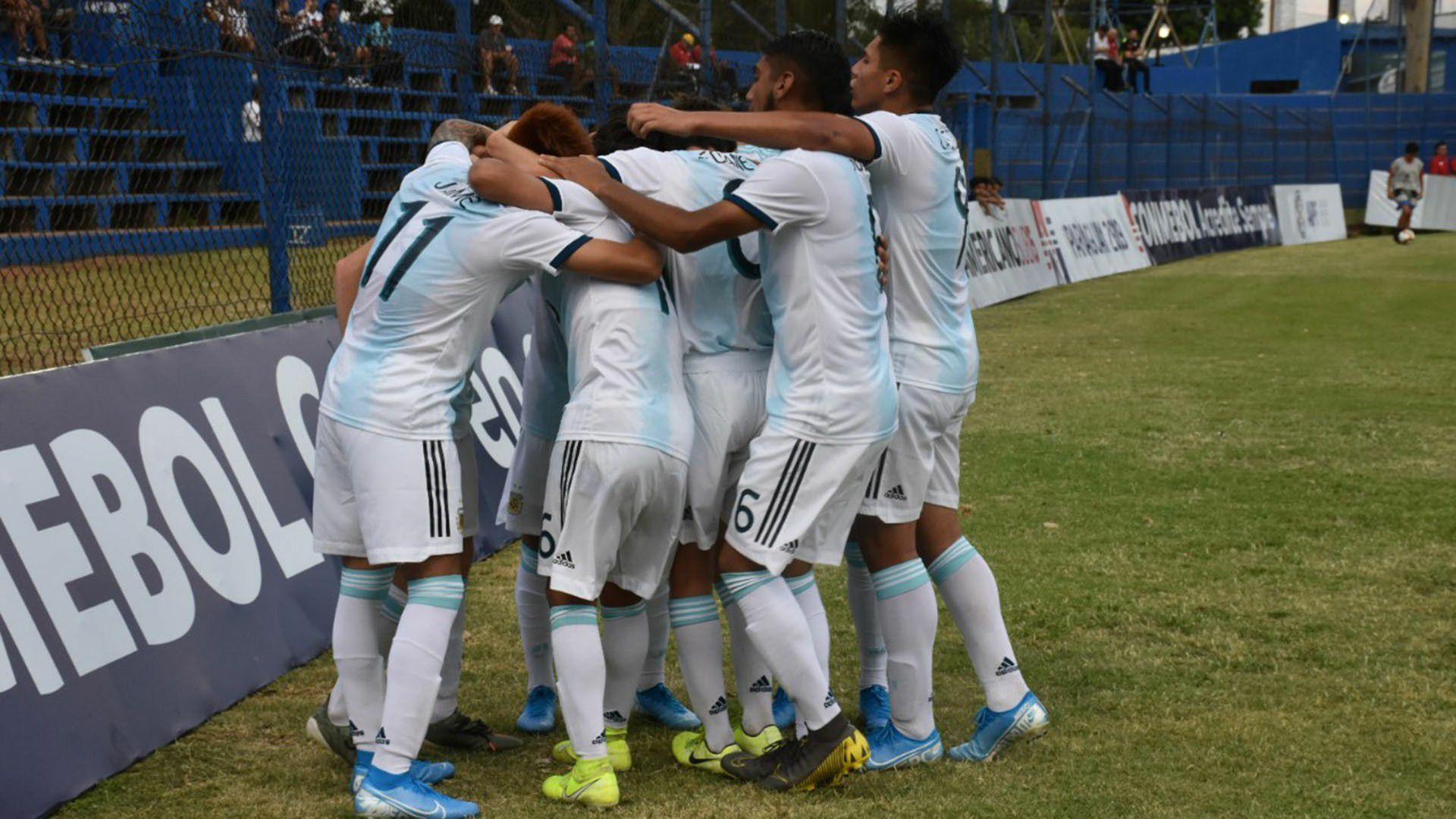 Argentina irá en busca de la clasificación a semifinales