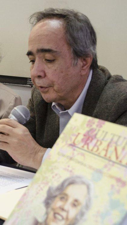 Juan José Reyes  fungió desde 2004 director de la revista Cultura Urbana de la UNAM y fue fundador y codirector de la revista Textual.(Foto: Cuartoscuro)