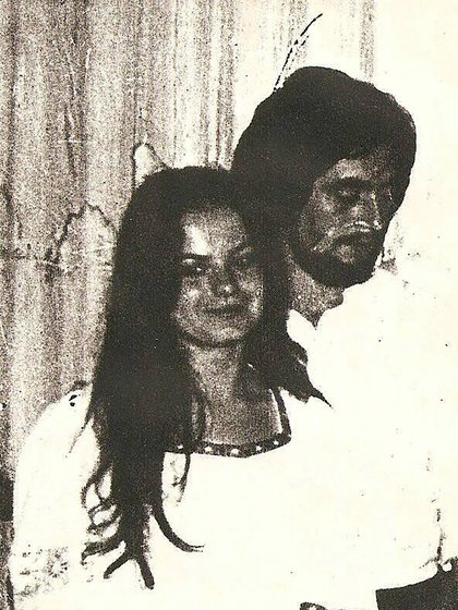 Marisa Gau and Adolfo Berardi, who died in the confrontation at the house on 63rd Street. She was pregnant and due to give birth.