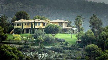 La mansión que pertenecía a Florentino Pérez ahora es de Schumacher