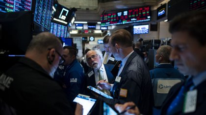 Wall Street sufrió la peor pérdida del 2019 en medio de la escalada de tensión entre EEUU y China (Foto: AFP)