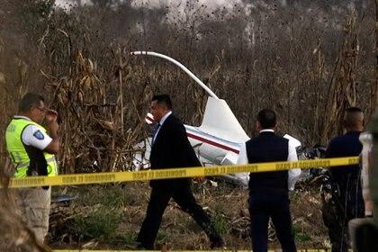 La gobernadora Martha Erika Alonso y su esposo, el senador y exgobernador Rafael Moreno Valle fallecieron tras desplomarse la aeronave en la que viajaban. (Foto: Cuartoscuro)