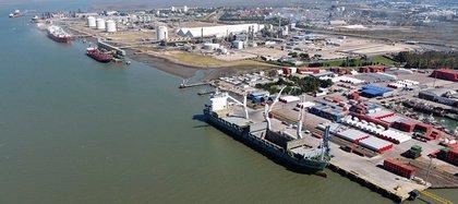 Puerto de Bahía Blanca
