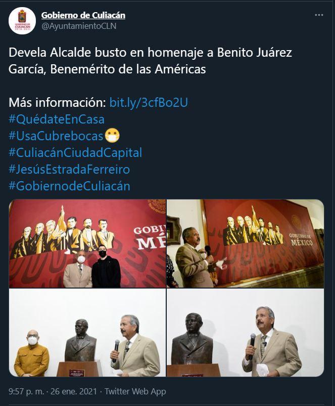 (Foto: Twitter/AyuntamientoCLN)